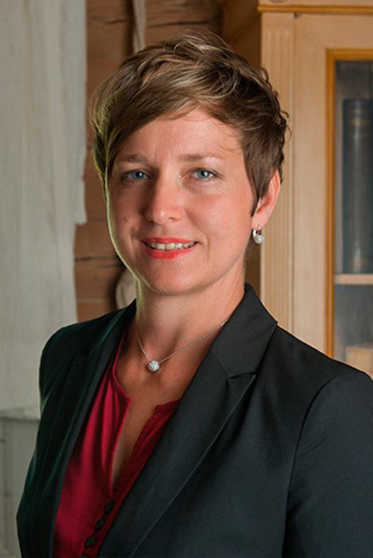 Anja Essendorfer- Schieder<br /> Assistenz der Geschäftsführung